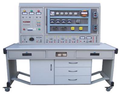 LGKW-860E 网孔型电力拖动·PLC·变频调速综合实训查核装配