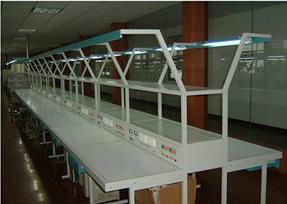 LGDJ-04 电子产品工艺焊接装配实训台