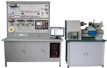 802CTB型数控车床电气节制与维修实训台(半什物)
