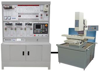 LGS-802CMA型 数控铣床综合手艺实训智能查核体系(收集型)