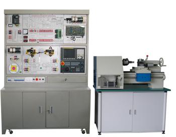 数控车床电气控制与维修实训台(半实物)