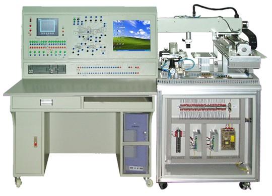 LG-EAPS100型 柔性生产加工自动化生产制造实训系统