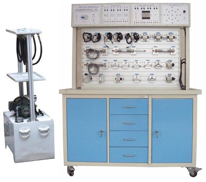 lg-yy18d型 液压传动与plc实训装置(工业型单面)图片