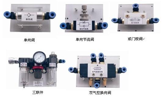 LG-YQPC02型 工程液压气动PLC综合控制实验台