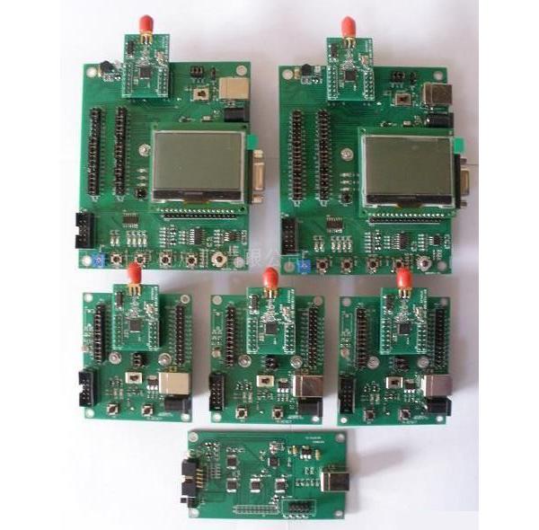 CC2530无线传感器Zigbee网络开发套件