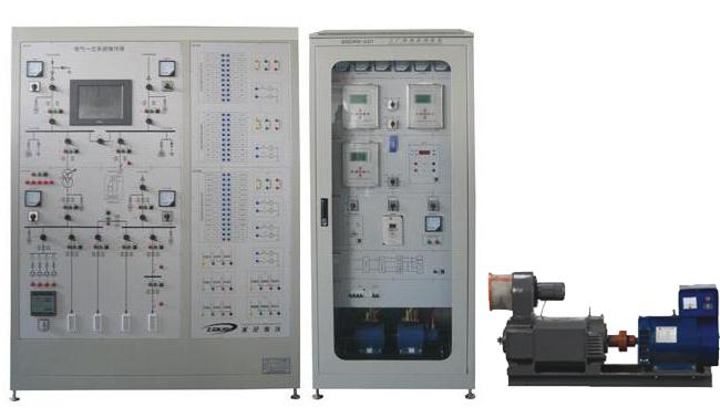 发电机组接线与调试
