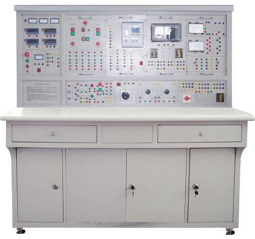 LG-DLK05型 电力系统继电保护实验台可以满足学生对电力系统微机保护基本功能的学习和实验,还能满足培养学员进行保护常用继电器(重合闸继电器、差动继电器、功率方向继电器、同步检查继电器、感应型反时过流继电器、整流型方向阻抗继电器、相位表及开关组件等)的工作原理、内部结构、基本特性和整定调试与校验的专业技能。同时,能满足相关技术竞赛、职业技能鉴定的要求。 二、设备特点 1、LG-DLK05型 电力系统继电保护实验台采用挂箱结构,可以根据实验实训内容需要进行组合。实验台能够满足实验实训指导书中全部实验实训