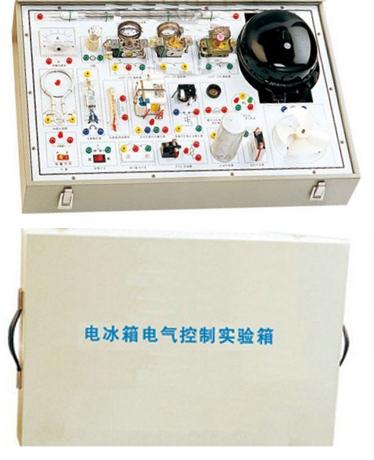 双门直冷式,双门间冷式)电冰箱电气控制线路的实际