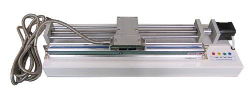 长光栅位移传感器模块(带直线丝杠,步进电机,单片机控制整个闭环运动