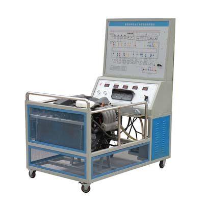 桑塔纳2000电控发动机实验台