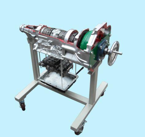 桑塔纳3000自动挡变速箱电路图