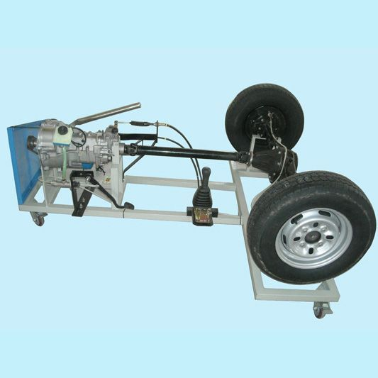 变速器及传动体系实训台