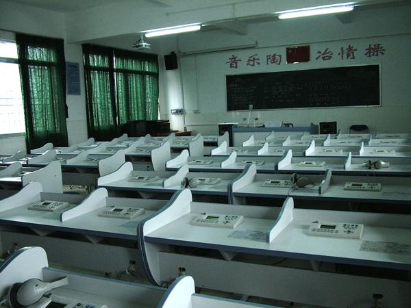 数字语音室、摹拟语音室