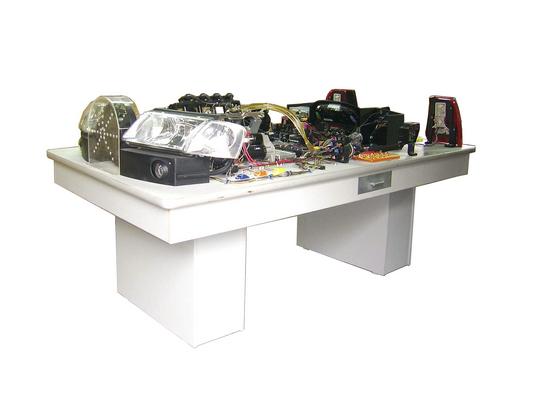 帕萨特b5全车仿真电路实验台