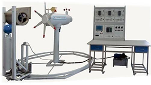 LG-FX03型 风向跟踪风力发电实训装配