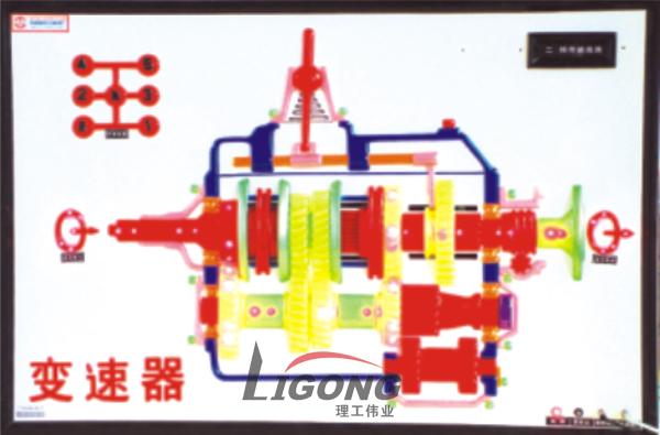 春风EQ140汽车程控电教板