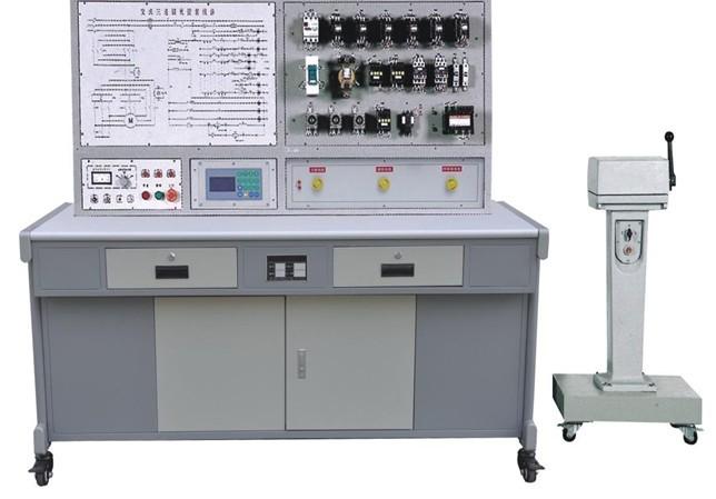 LG-CDQ04型 船舶锚电机气节制手艺实训装配