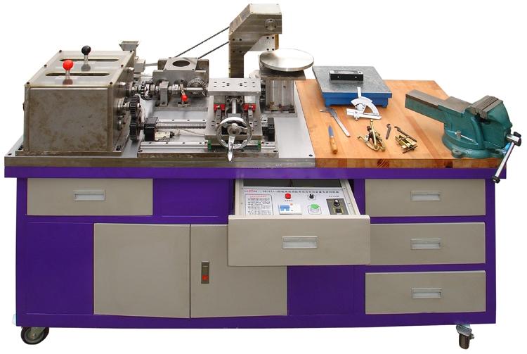 LG-JXZT01型 机器装调手艺综合实训拆卸