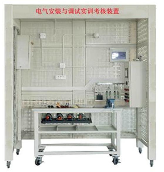 LG-FDQ01型 电气装配与调试实训查核装配