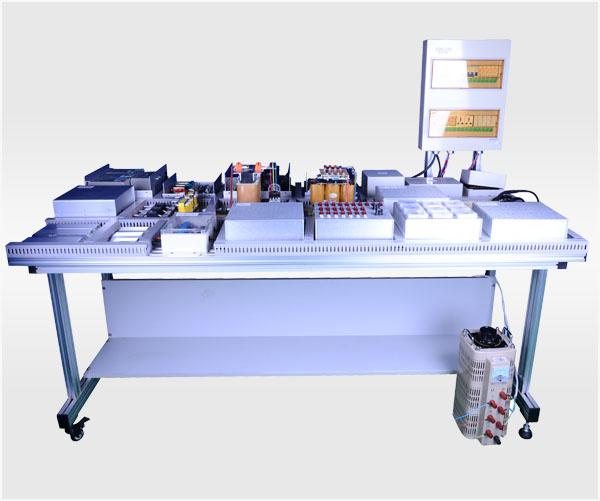 LG-GDD02型 都会轨道车辆帮助电源体系摹拟尝试实训台