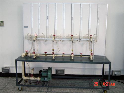 LG-RQSL型 燃气管网水利工况尝试台