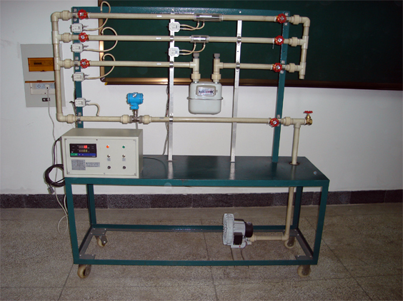 LG-MQLL型 煤气表流量校订尝试装配