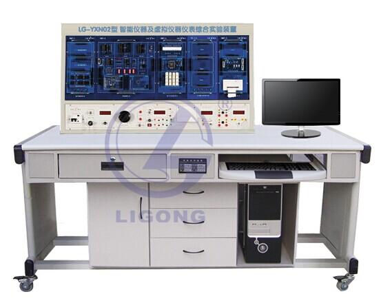 本装置是根据自动化、电子信息工程、工业电气自动化、测控技术与仪器、计算机应用、机电一体化等专业教学的特点,吸收了国内外相关实验装置的优点和长处,经过多次实验、反复论证和精心设计的一套综合了传感器技术、智能仪器原理及应用技术、虚拟仪器仪表技术和数据采集卡等硬件的实验装置,本实验装置的特点是采用了模块化设计兼单片机总线设计的思想。