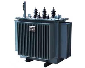 S11系列 低消耗无励磁调压配电变压器