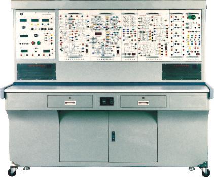 可通过钮子开关选择双窄脉冲或宽脉冲,同时提供六路触发脉冲功放电路