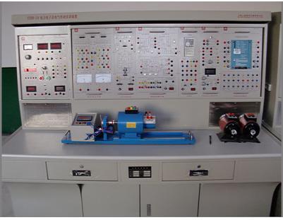LG-ADMC01型 财产主动化电气节制综合实训查核拆卸