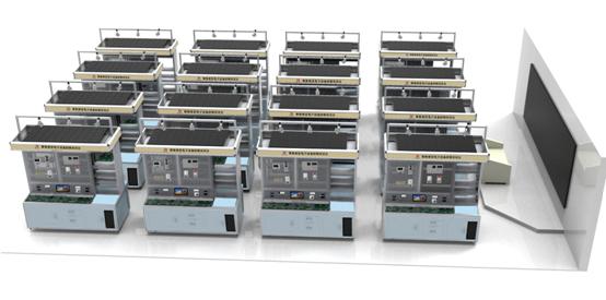 LG-LZN02型 智能家居电子装备节制实训拆卸