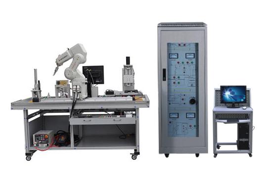 LG-GJQS2A型 工业机器人与智能视觉系统应用