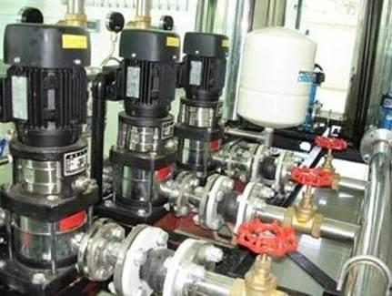 lg-lgs01型 大型变频恒压供水系统实训装置(实物型)